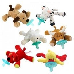 wubbanub-infant-pacifier-6-pack-barnyard-buddies-f72